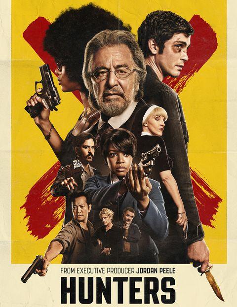 Al Pacino protagoniza 'Hunters' en Amazon