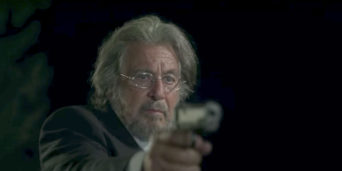"Al Pacino said ""yes"" to Nazi-hunting TV drama Hunters because he was ""affected"" by story"