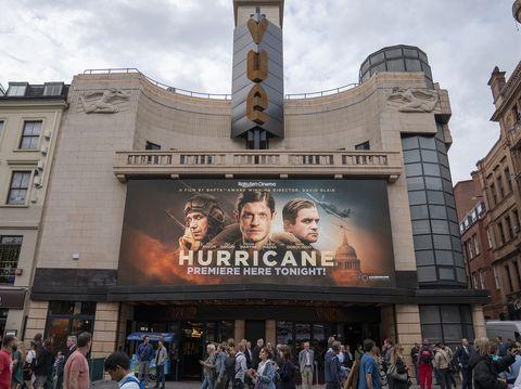 Hurricane premiere
