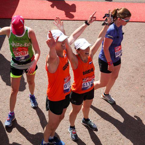 when to return to running after a marathon