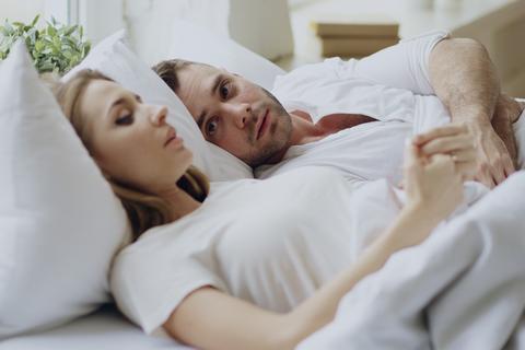 Intimacy wife refuses My Wife