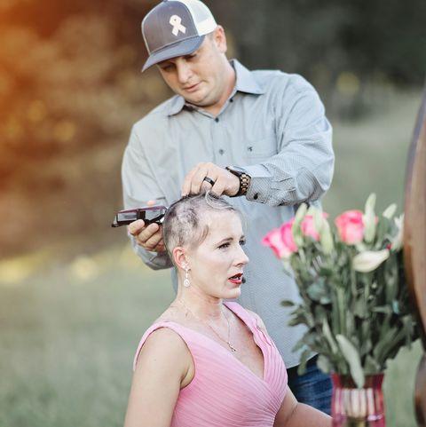Photograph, Pink, Photography, Child, Happy, Wedding, Ceremony, Smile, Flower, Plant,