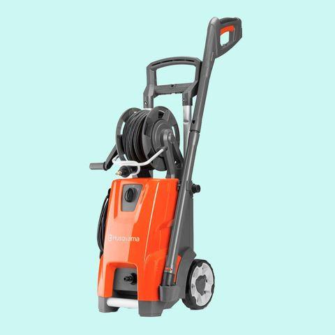 Vehicle, Product, Outdoor power equipment, Walk-behind mower, Tool, Forklift truck, Lawn mower, Pallet jack, Wheel, Power tool,