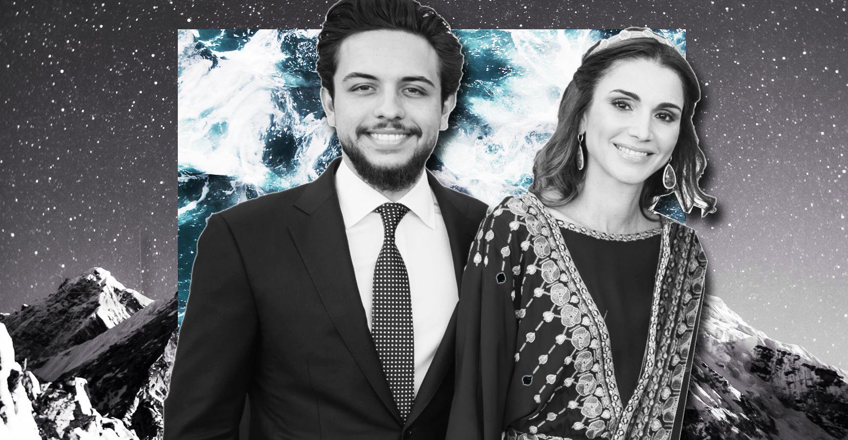 Chi E Hussein Di Giordania Il Figlio Della Regina Rania E Erede Al Trono
