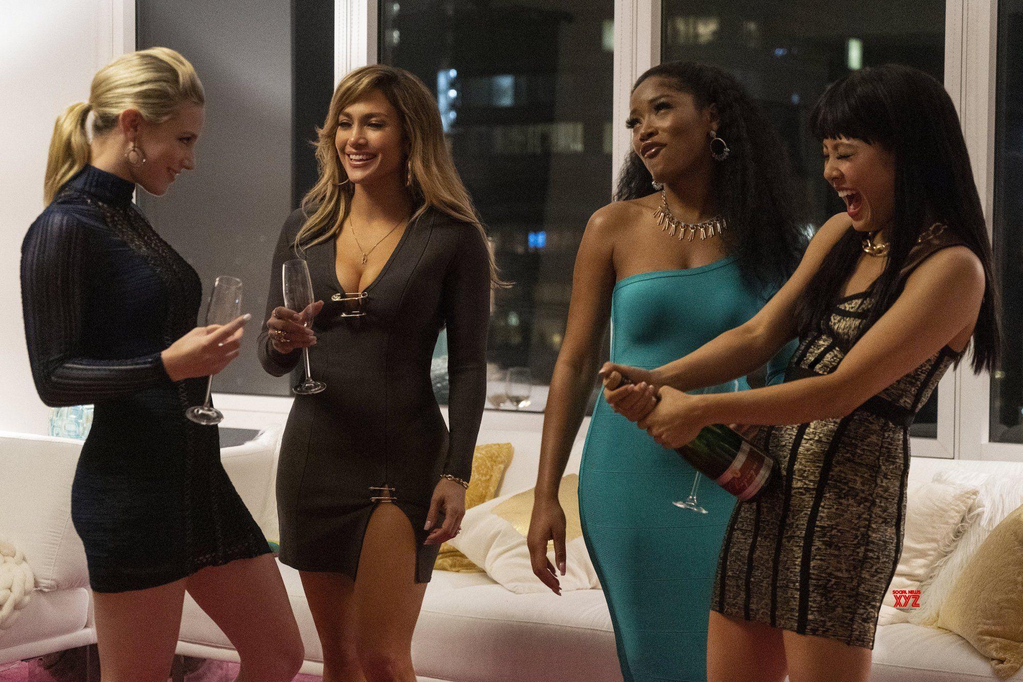 Jennifer Lopez, Cardi B, and Lizzo Rob Wall Street Bros in the Hustlers Trailer
