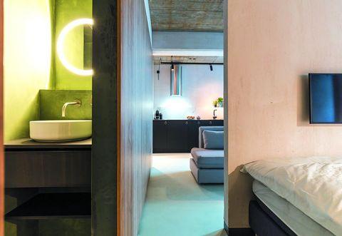 Hut gli appartamenti in affitto ad amsterdam con i for Appartamenti amsterdam centro