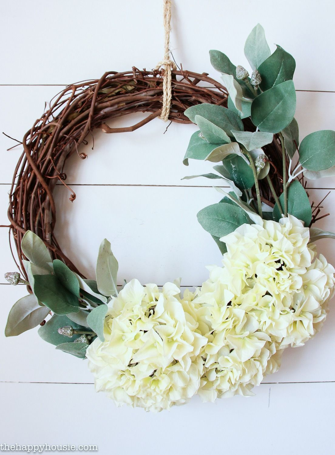 e81cee64c 23 DIY Summer Wreath Ideas - Outdoor Front Door Wreaths for Summer