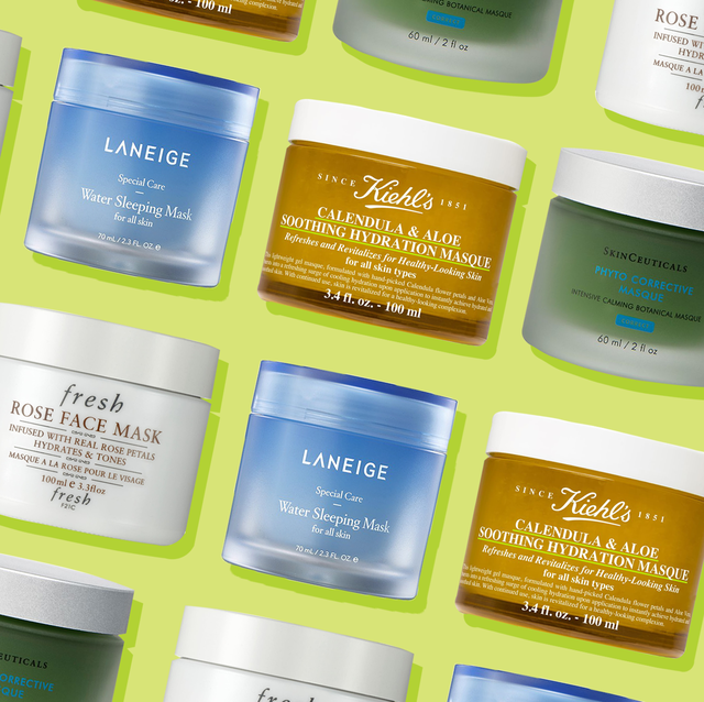 10 Best Face Masks For Dry Skin 2020 Hydrating Face Masks