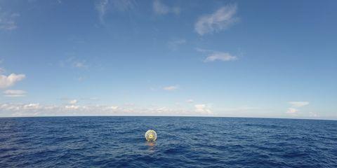 Hydro Pod Running Bubble