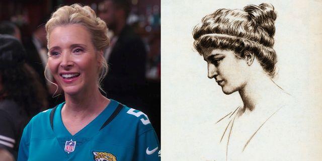 Why 'The Good Place' Had Chidi Meet Lisa Kudrow's Hypatia of Alexandria Instead of Aristotle