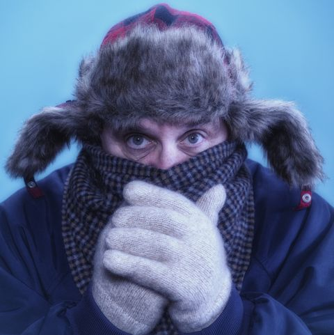 Hypothermia symptoms, treatment and causes
