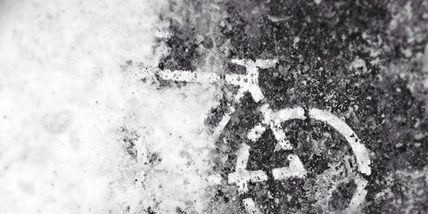 hypothermia bike