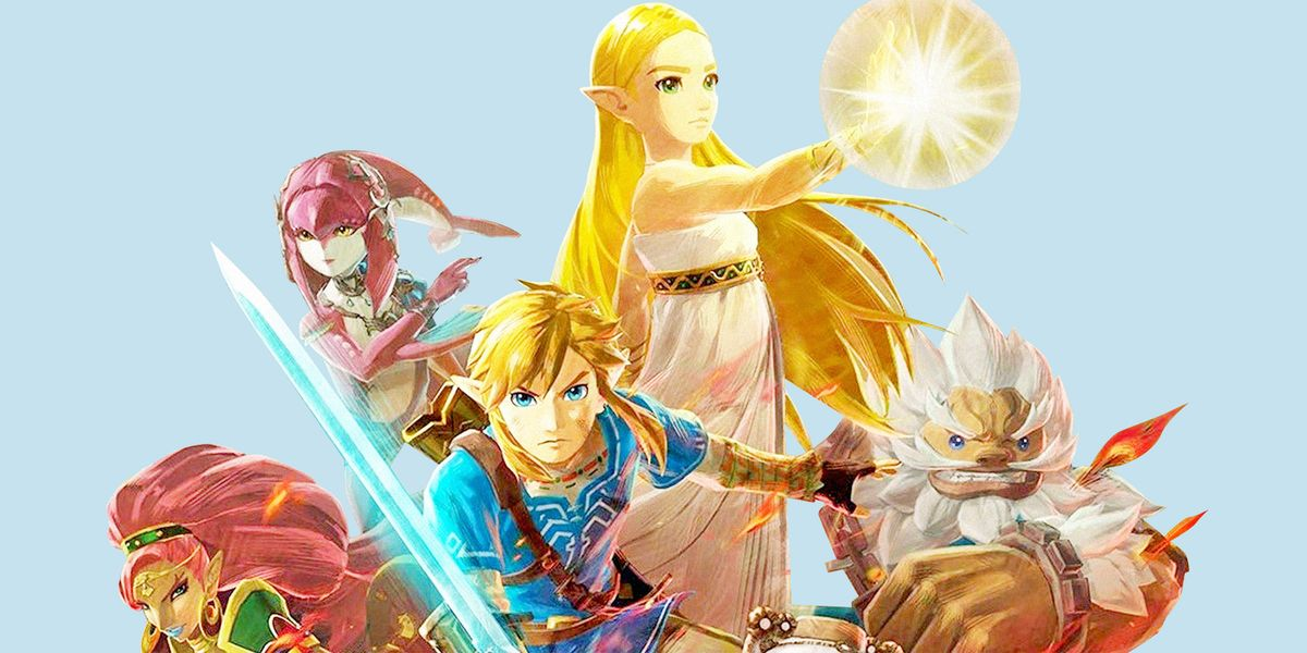 Hyrule Warriors Age Of Calamity Review New Zelda Game Ending Is Maddening