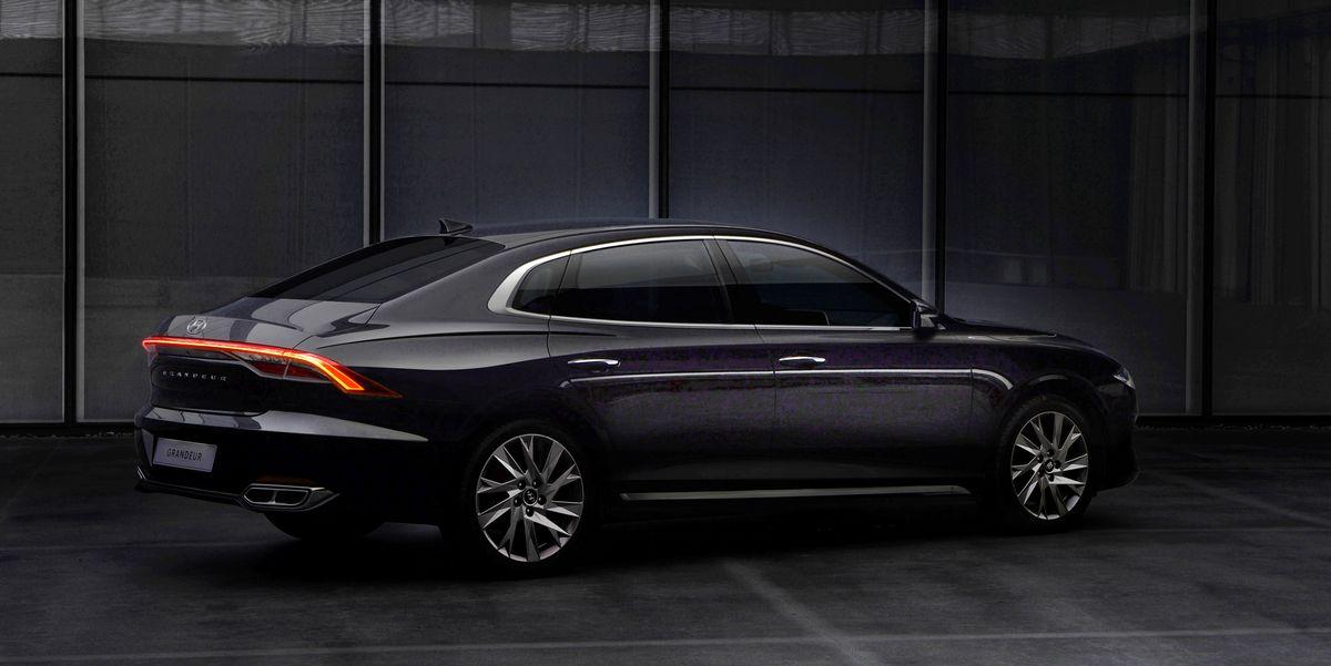 Alfa Romeo Lease >> New Hyundai Azera Looks Pretty Gorgeous