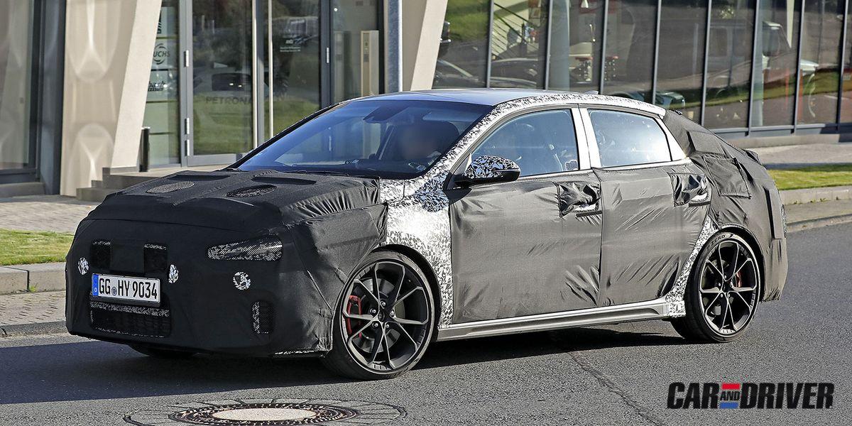 Hyundai i30 Fastback N 2021: Deportividad mejorada