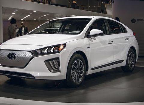 Hyundai Ioniq Ev >> 2020 Hyundai Ioniq Ev Will Come With 170 Miles Of Range 133