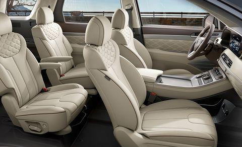 2020 Hyundai Palisade Trim Levels Price Specs
