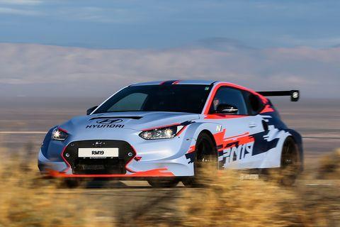 We Drive Hyundai's Mid-Engine Sports Car