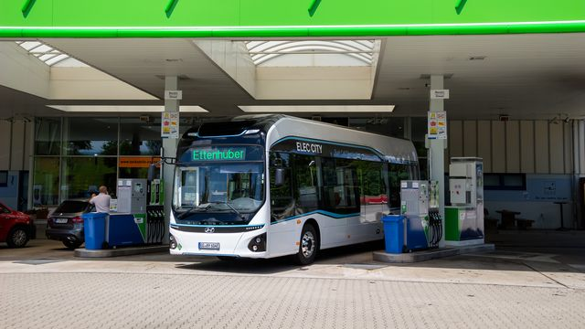 hyundai elec city fuel bus