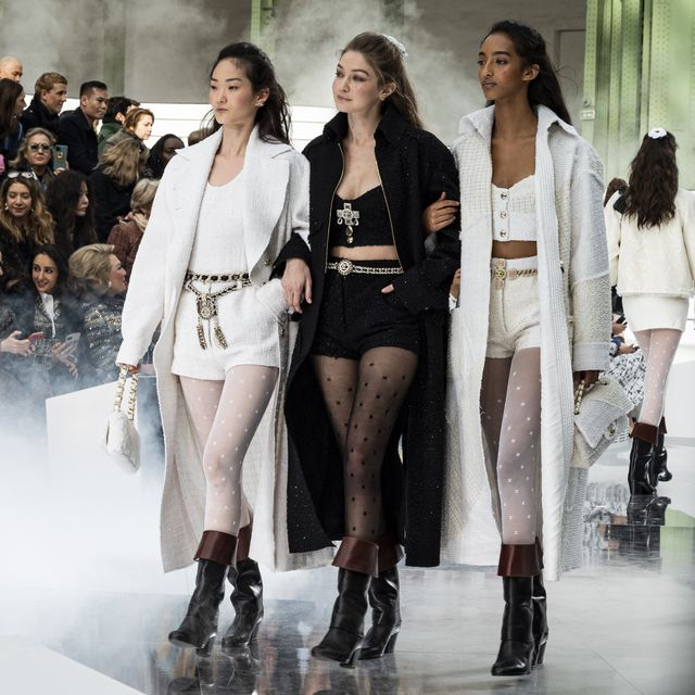 chanel  runway   paris fashion week womenswear fallwinter 20202021
