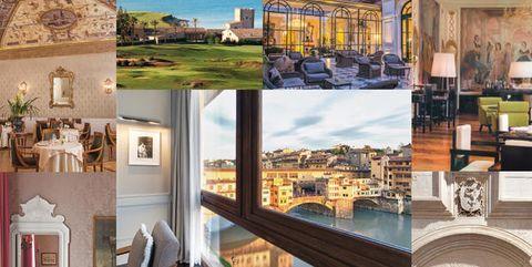 10 migliori hotel cinque stelle