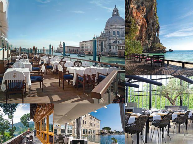 I 10 ristoranti con terrazza più belli del mondo