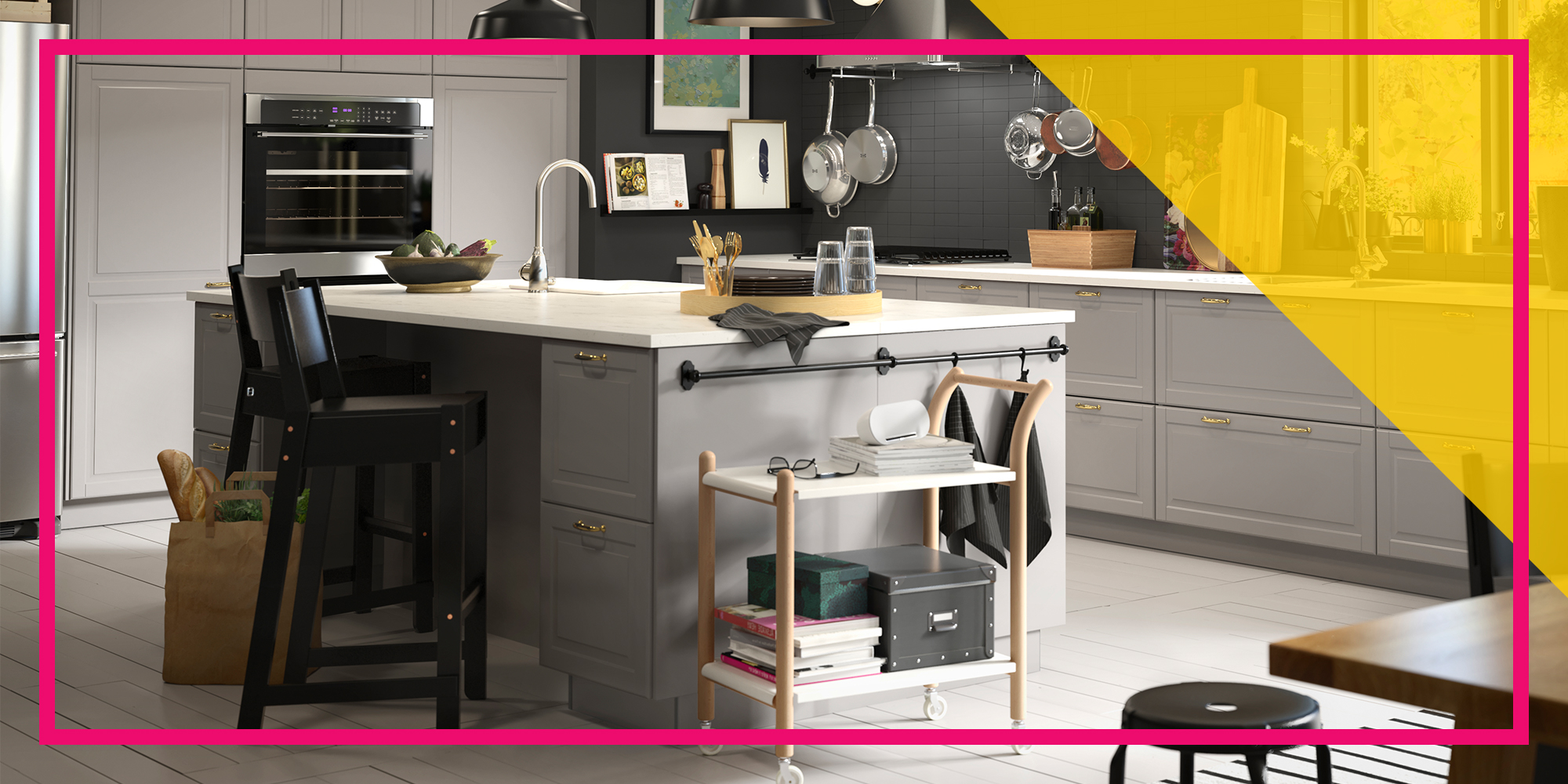 Ikea Kitchen Inspiration Your Guide To Installing A Kitchen