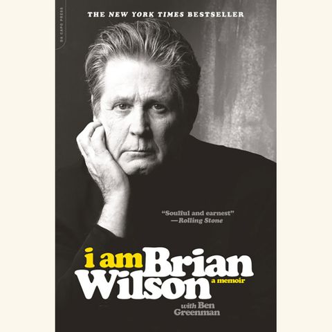 i am brian wilson, brian wilson, ben greenman