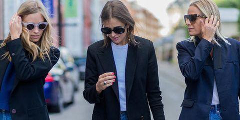 f72fb5b518e23c Moda Cappotti Inverno 2018: 5 blazer blu da avere
