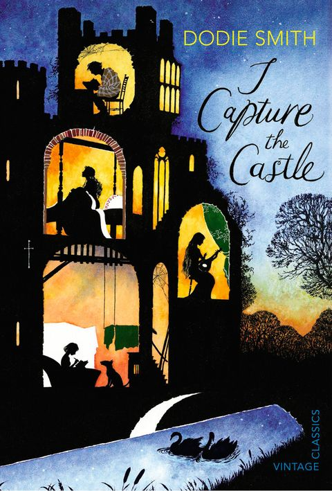 Book cover of 'I Capture the Castle' by Dodie Smith
