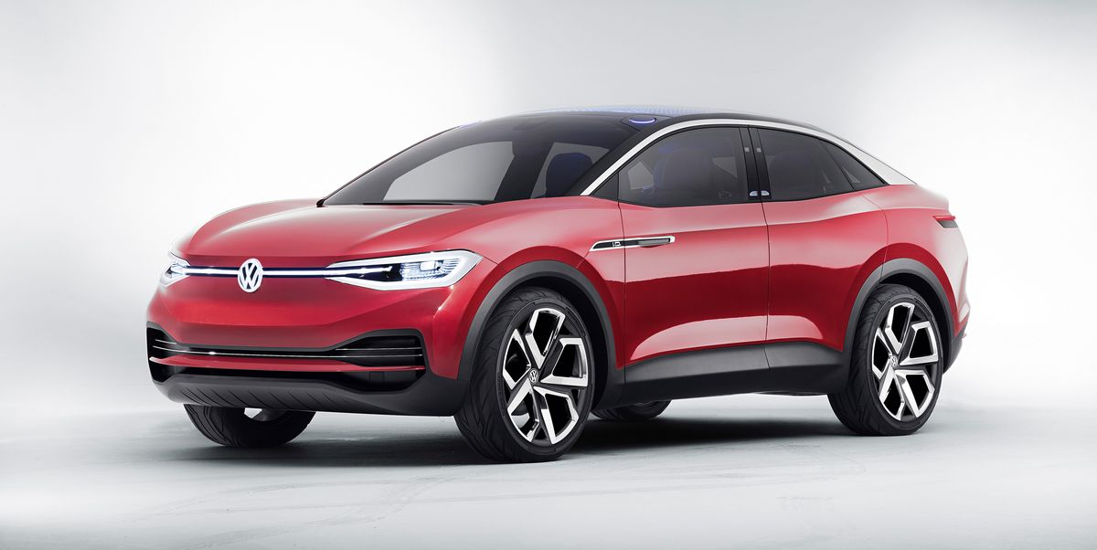 Volkswagen I.D. Crozz Electric Crossover to Enter Production in 2020