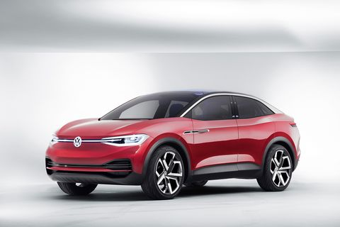 Volkswagen's EV Crossover Arrives in 2020 and Will Eventually Be Built in America