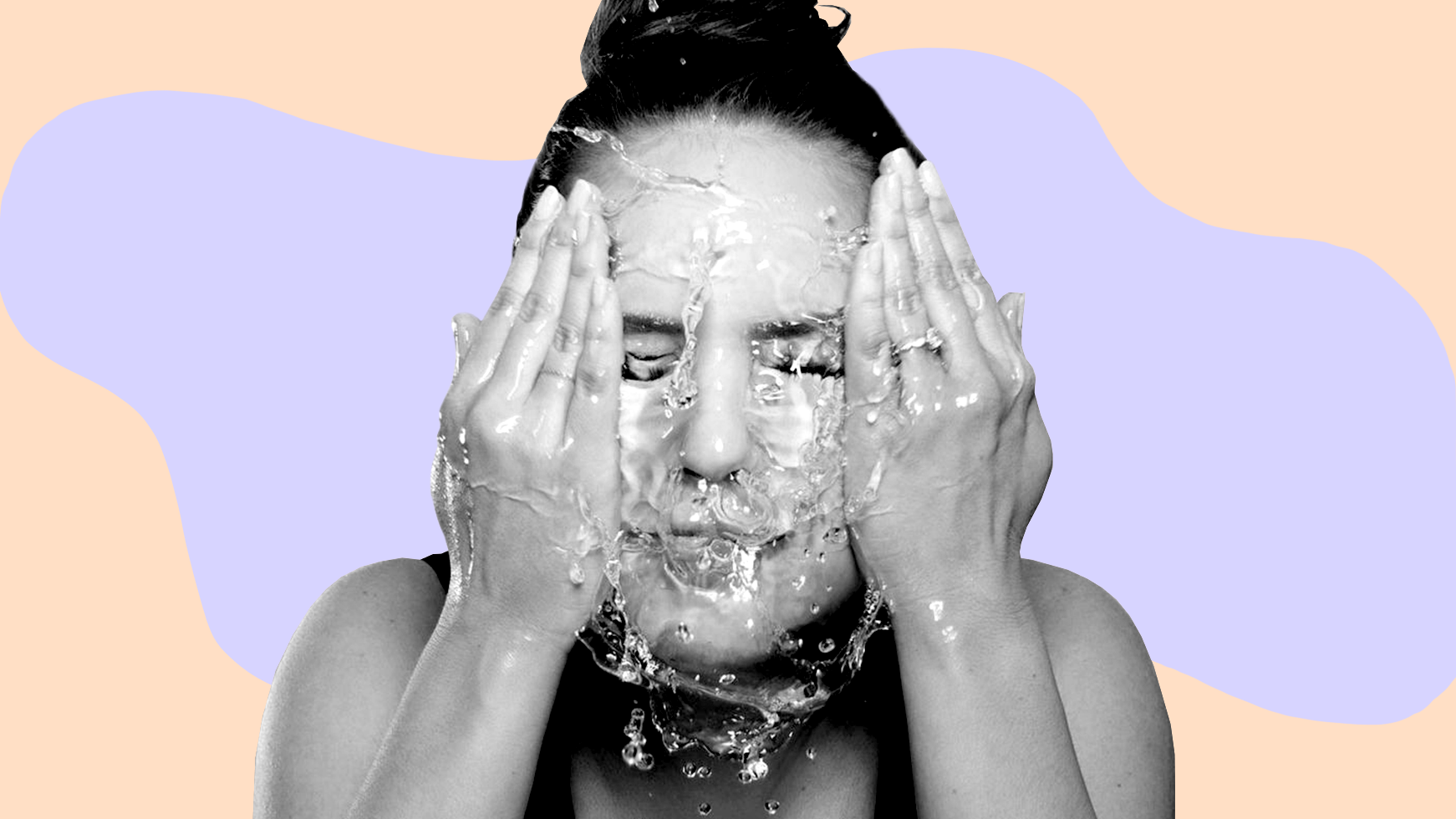 The Best Waterproof Makeup Products, Based on Me Dunking My Face In Water