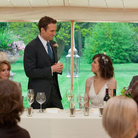 Rose Byrne and Rafe Spall in 'I Give It A Year'