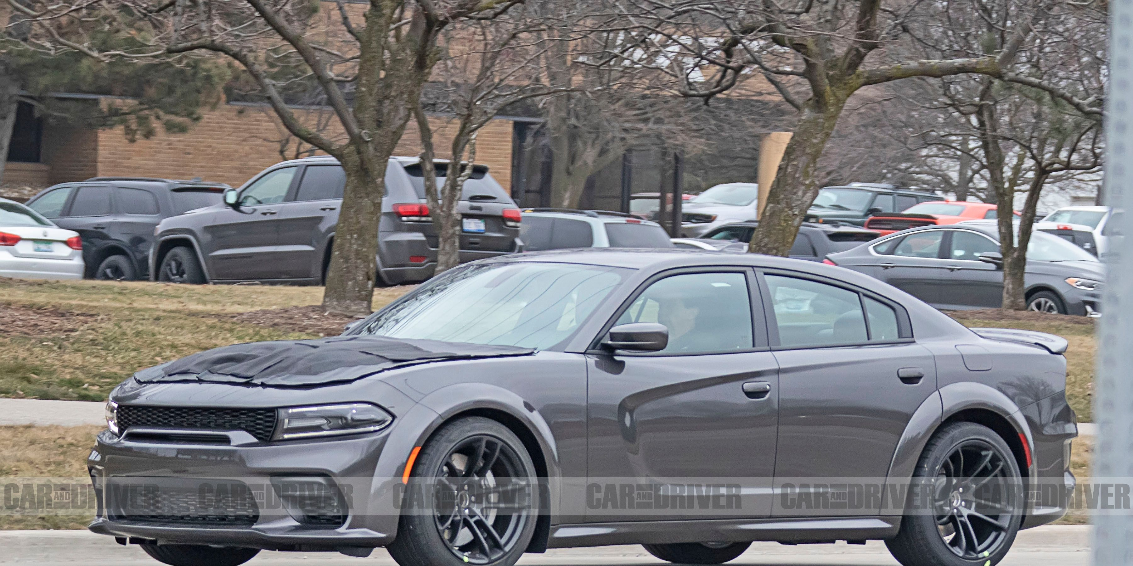 Dodge Charger SRT Hellcat Redeye Could Be Here Soon