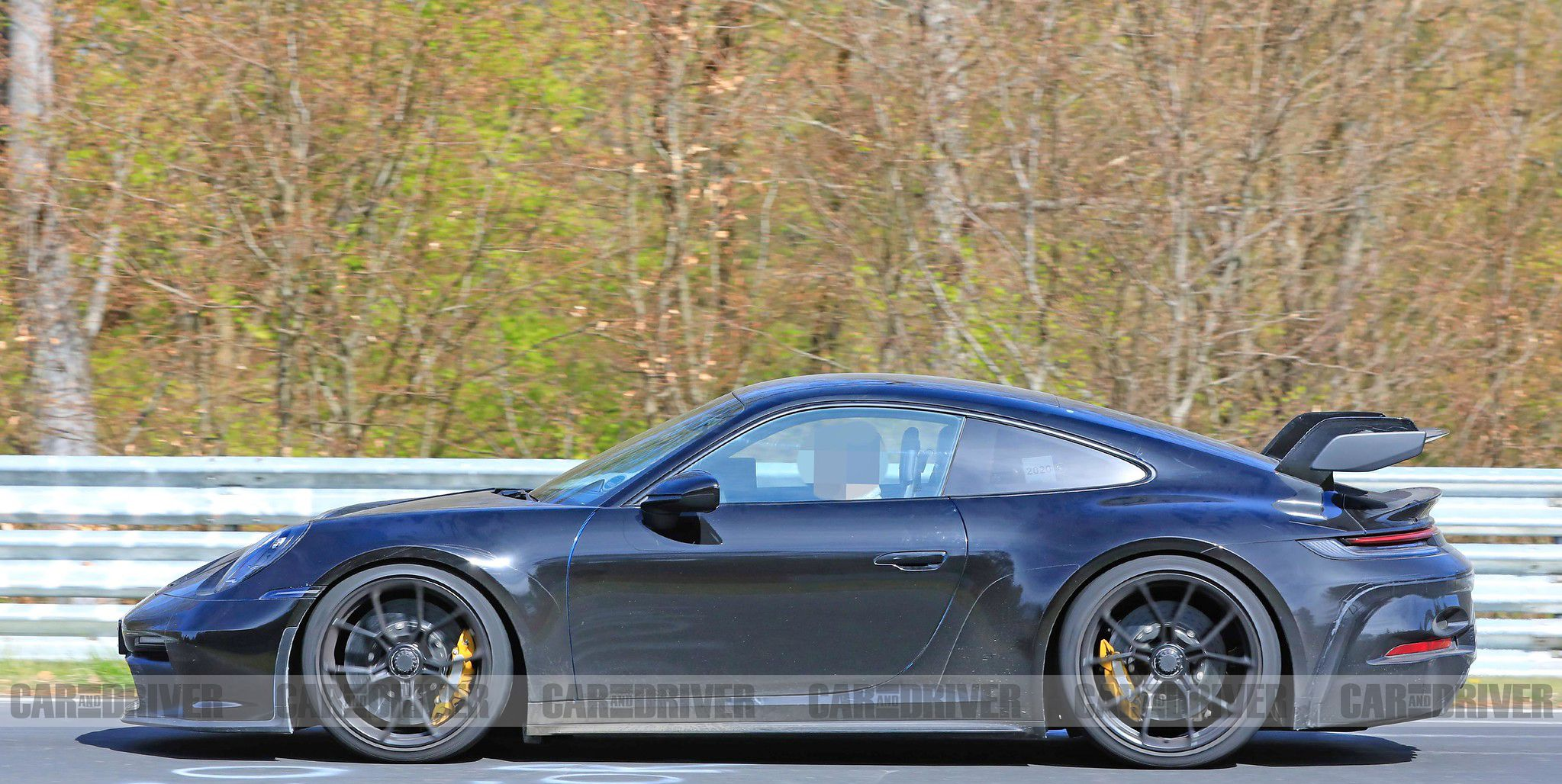 2021 Porsche 911 GT3 Will Still Have a Naturally Aspirated Shriek
