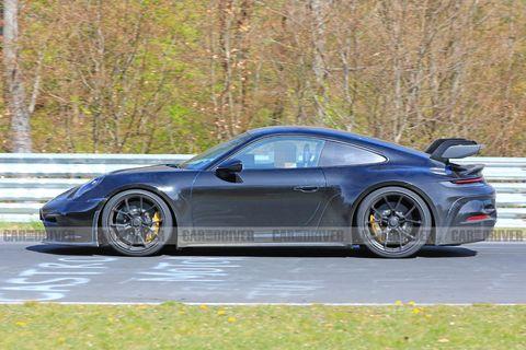 Land vehicle, Vehicle, Car, Sports car, Supercar, Performance car, Automotive design, Porsche, Rim, Personal luxury car,