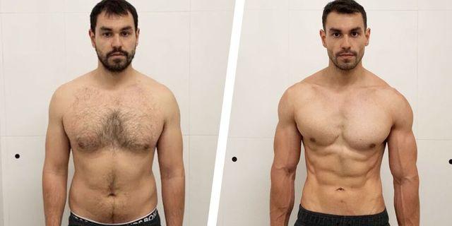 12週間,筋トレ,ダイエット,16kg 減量 成功, 割れた腹筋,29歳男性の道のり,abs,