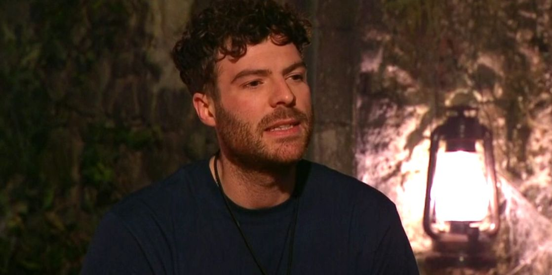 I'm a Celebrity's Jordan North says his DMs have got 'pretty weird'
