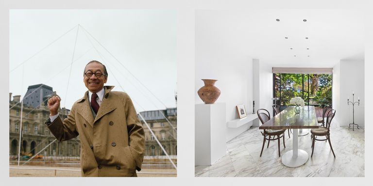 See Inside Renowned Architect I.M. Pei's New York Townhouse