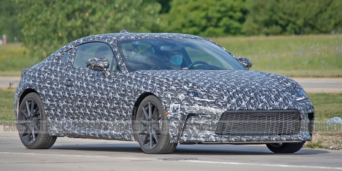 Here's a Closer Look at the Next-Gen Toyota 86 and Subaru BRZ