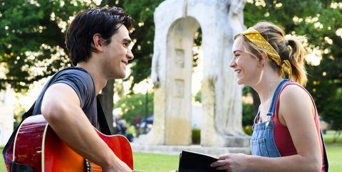 String instrument, Musician, Musical instrument, Summer, Guitar, Plucked string instruments, Leisure,