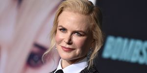 I tagli capelli di Nicole Kidman nel 2019
