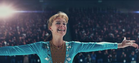 Margot Robbie in 'I, Tonya'​
