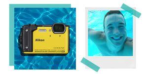 Nikon waterproof camera review
