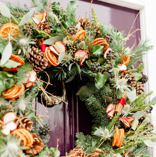 12 Luxury Christmas Wreaths To Welcome In The Season