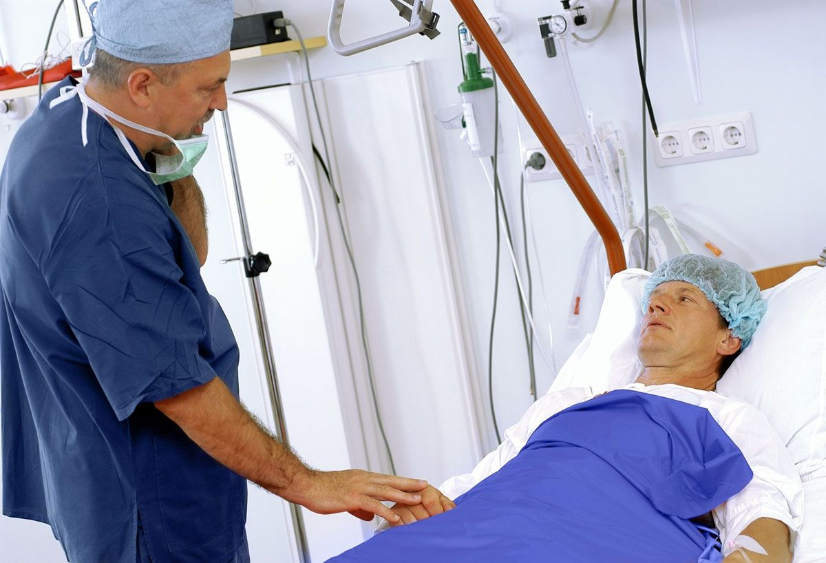 Prostate removal and sexual health