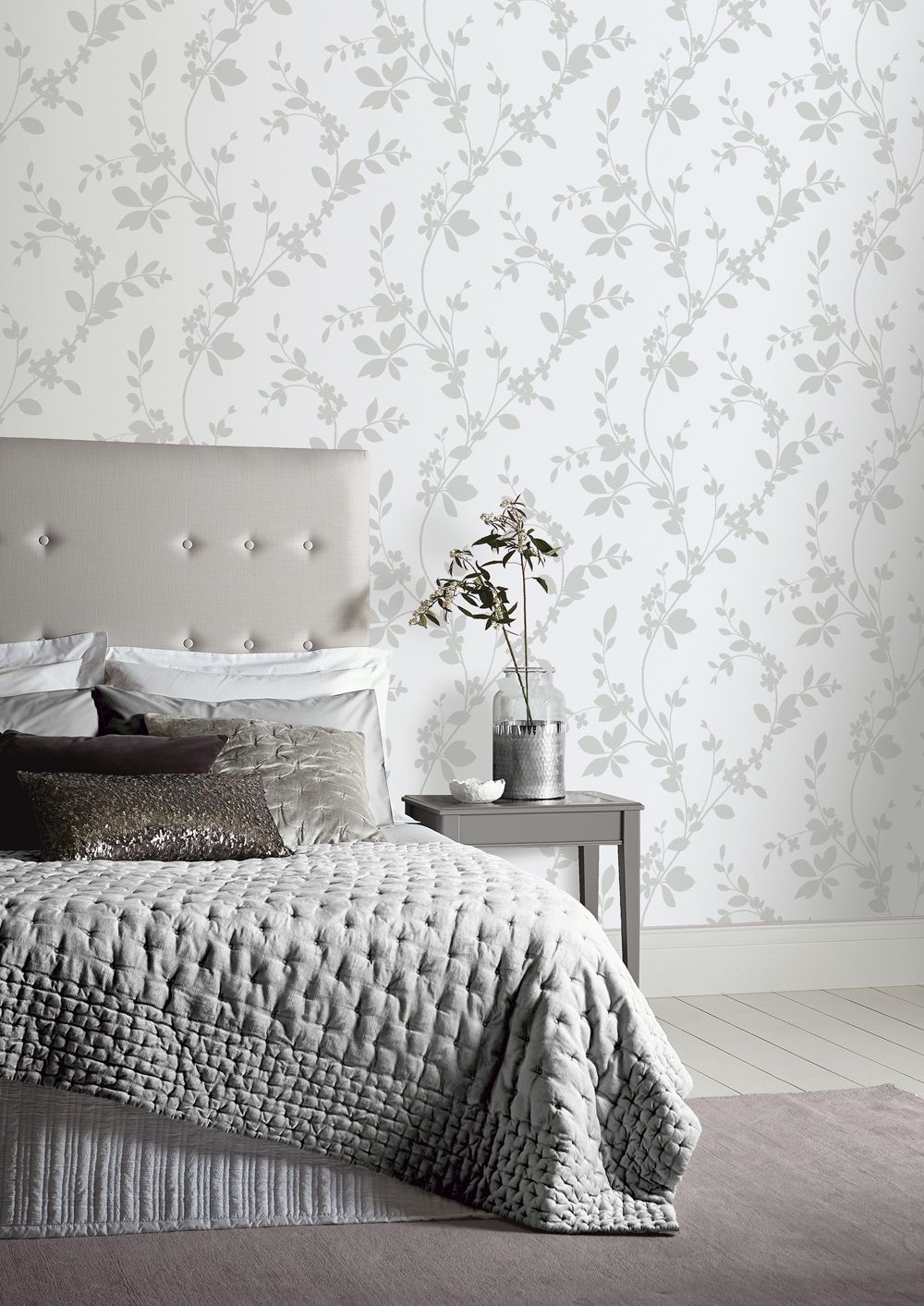 11 Bedroom Wallpaper Ideas To Help Banish Plain Walls