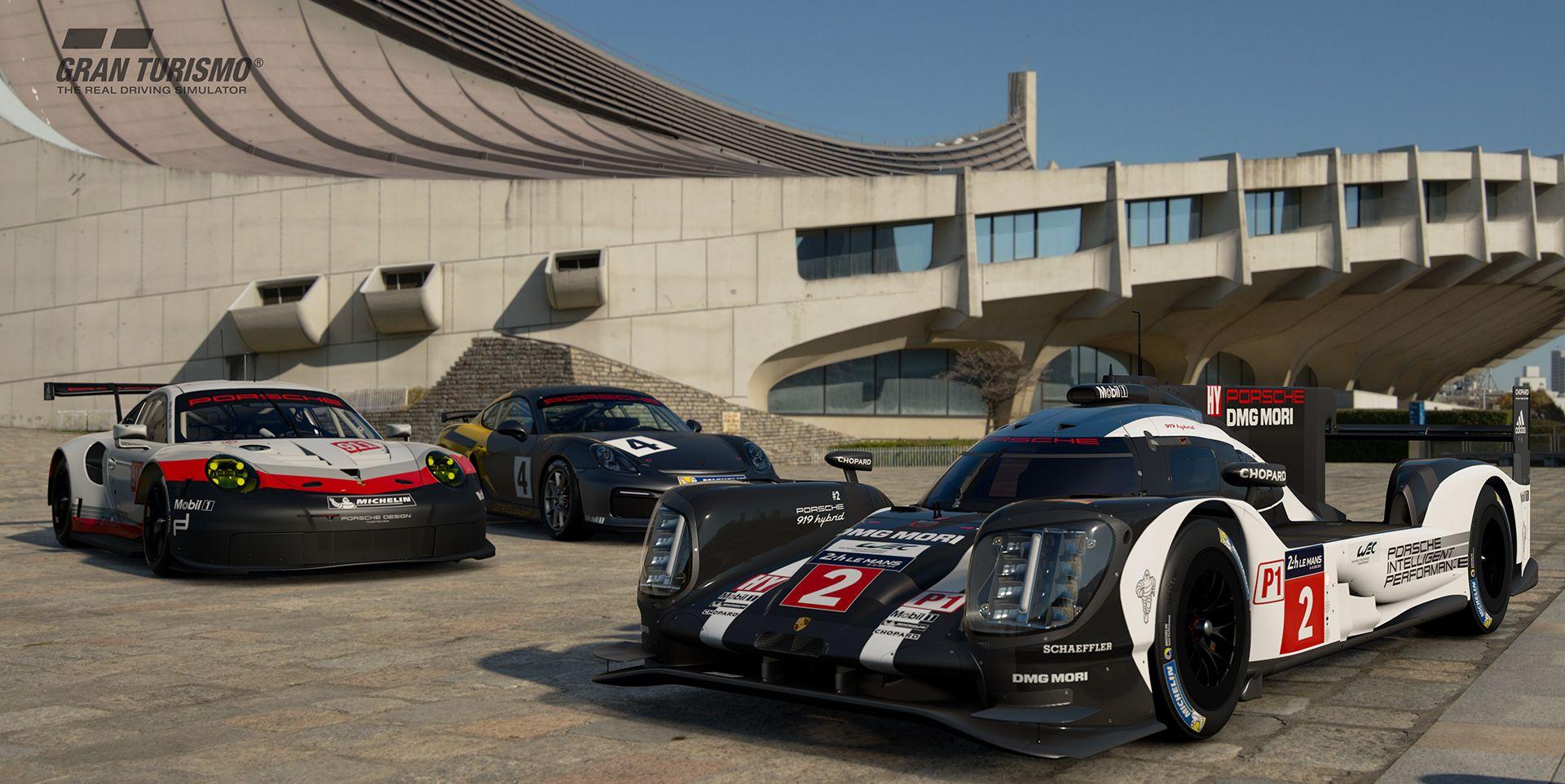Here Are All 162 Cars in Gran Turismo Sport