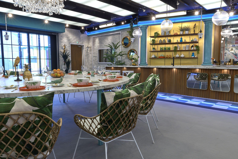 Celebrity Big Brother 2018 Inside Cbb S Insta Worthy House